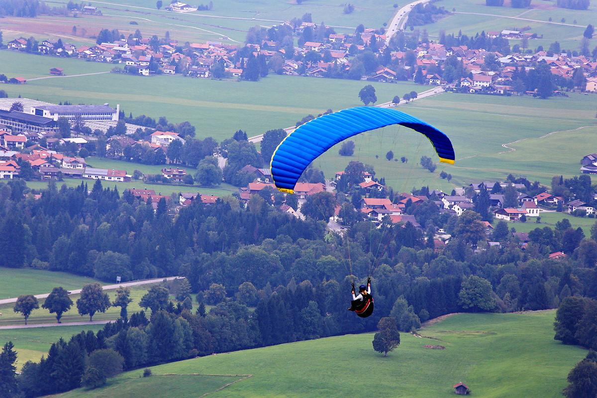 Paragliding / Drachenfliegen